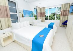 Clevelander Hotel - Miami Beach - Kamar Tidur
