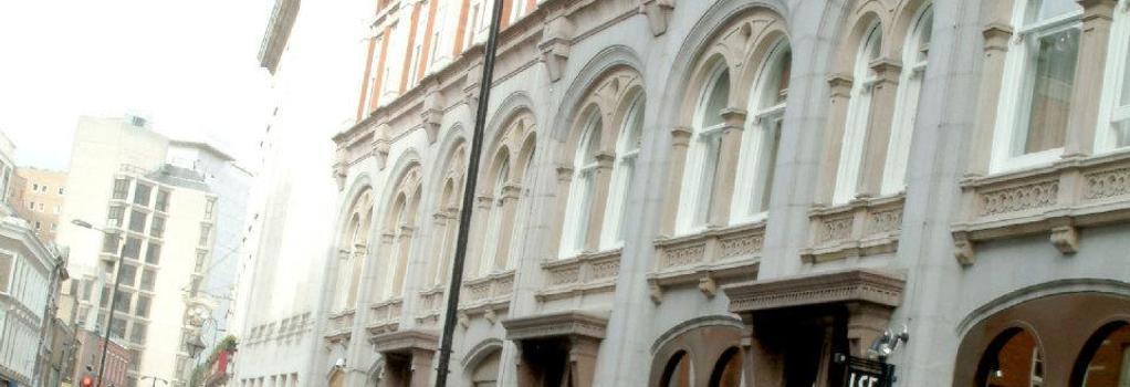 Lse Grosvenor - London - Building