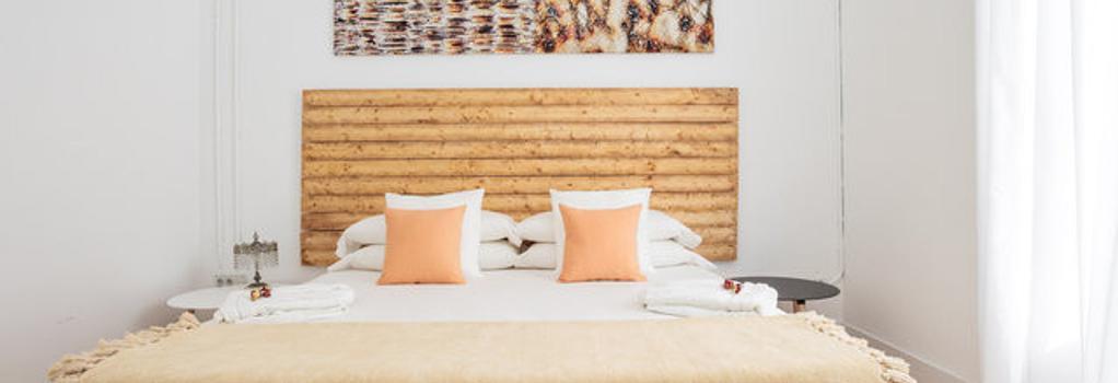 Cami Gallery Barcelona - Barcelona - Bedroom