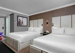 The Manhattan At Times Square Hotel - New York - Kamar Tidur