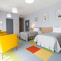 Hotel Rakurs Guestroom