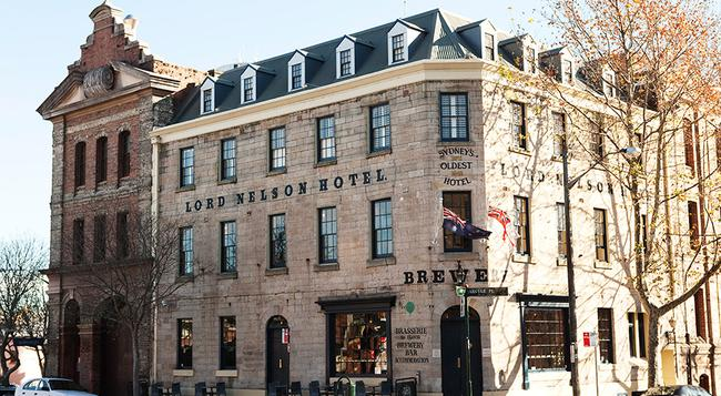 Lord Nelson Brewery Hotel - Sydney - Building
