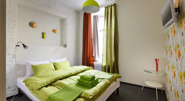 Station Hotel K43 - Saint Petersburg - Bedroom