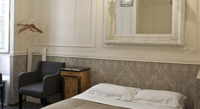 Hôtel Paris Saint-Honoré - Paris - Bedroom