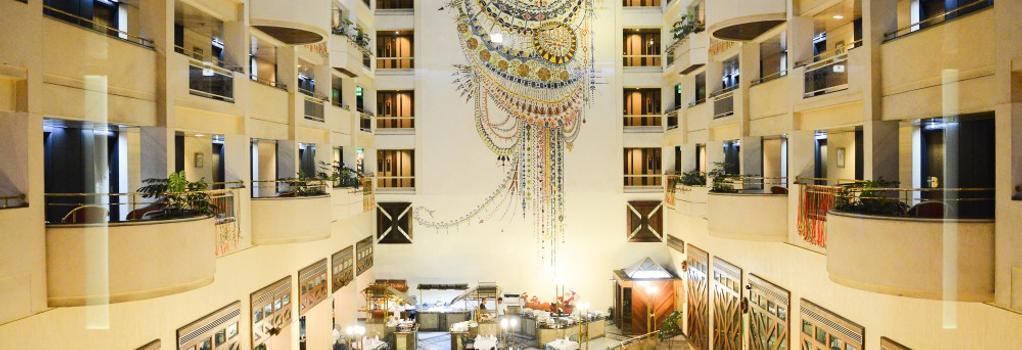 Laico Regency Hotel - Nairobi - Restaurant