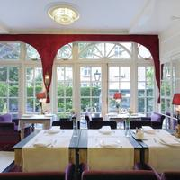 Hotel Apollofirst Amsterdam Breakfast Area