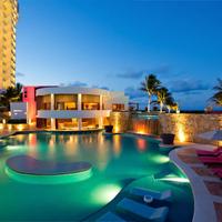 Krystal Grand Punta Cancun Outdoor Pool