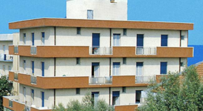 Hotel Napoleon - Riccione - Building