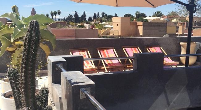 Riad Bulle d'Or & Spa - Marrakesh - Outdoor view