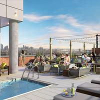Hotel Indigo Lower East Side New York Terrace/Patio