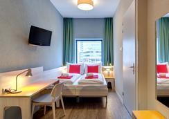 Meininger Hotel Amsterdam City West - Amsterdam - Kamar Tidur