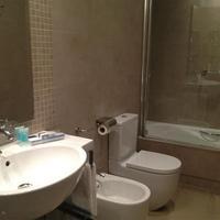 Eurostars Patios de Cordoba Bathroom