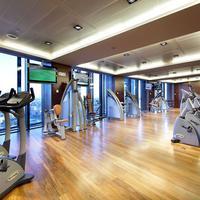 Eurostars Madrid Tower Fitness Facility