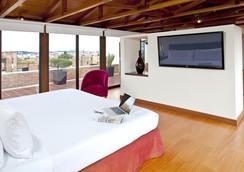 Exe Santafé Boutique Hotel - Bogotá - Kamar Tidur