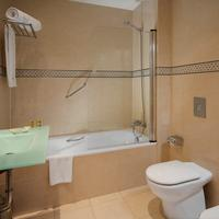 Eurostars Zarzuela Park Bathroom