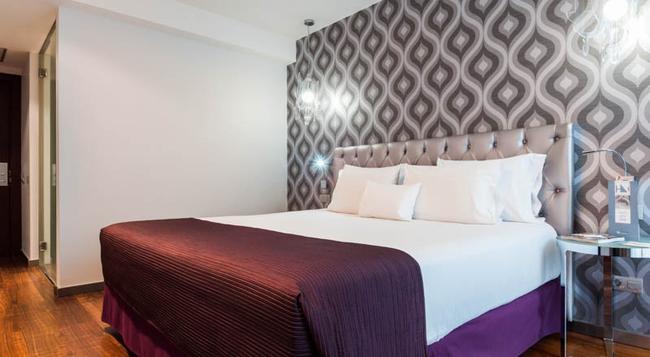 Eurostars Ramblas - Barcelona - Bedroom