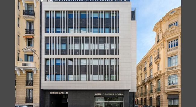 Hotel Eurostars Central - Madrid - Building