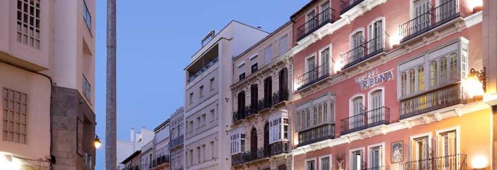 Tribuna - Malaga - Building