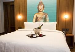 Ikonik Hotel Puebla - Puebla - Kamar Tidur