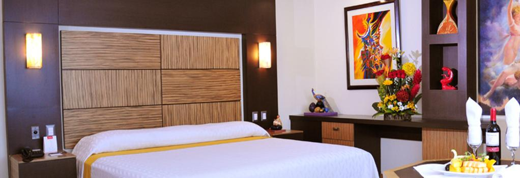 Galeria Man Ging - Guayaquil - Bedroom