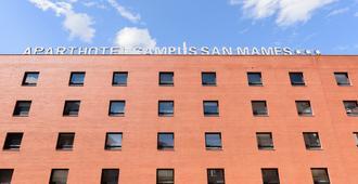 Exe Aparthotel Campus San Mames - León - Bangunan