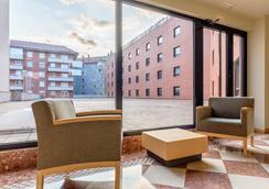 Exe Aparthotel Campus San Mames - León - Kamar Tidur