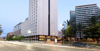 Eurostars Rey Don Jaime - Valencia - Bangunan