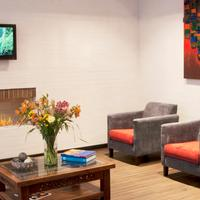 Calleja Suites Lobby Sitting Area