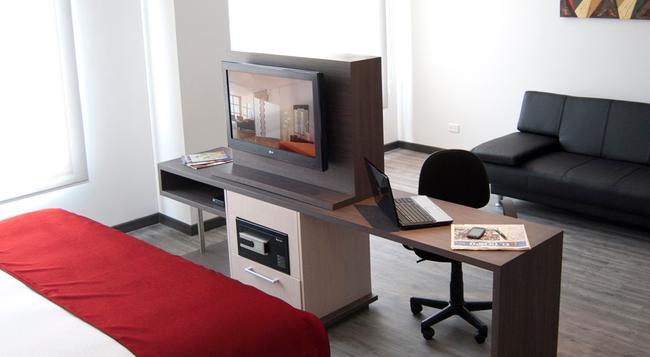 Best Western Calleja Suites - Bogotá - Bedroom