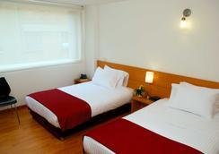 Abitare 56 Hotel - Bogotá - Kamar Tidur