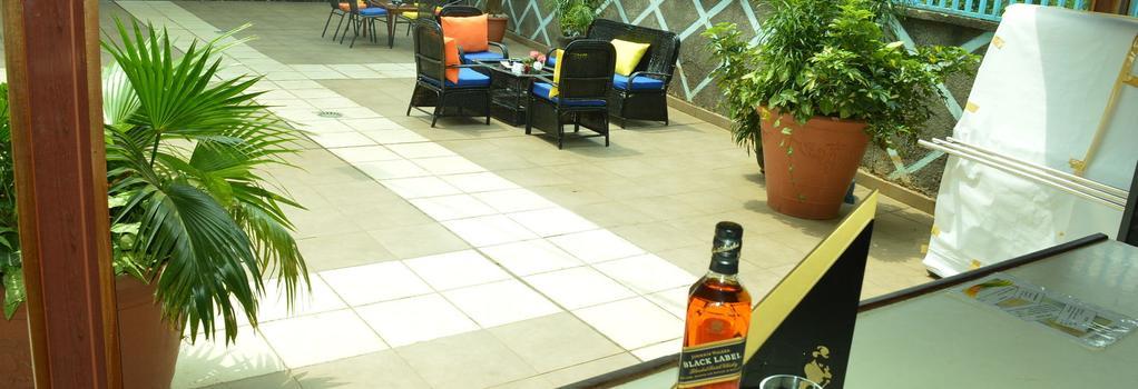 Hotel Franco - Yaounde - Pool