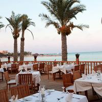 Carols Beau Rivage Hotel Outdoor Banquet Area