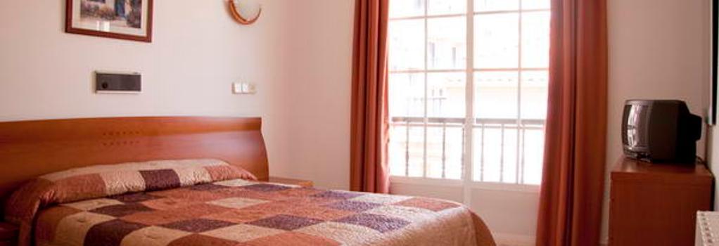 Hotel Florida Mar - Sanxenxo - Bedroom