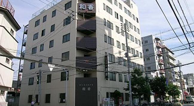 Business Hotel Wako - Osaka - Building