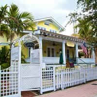 Palm Beach Hibiscus Bed & Breakfast Front Of The Palm Beach Hibiscus
