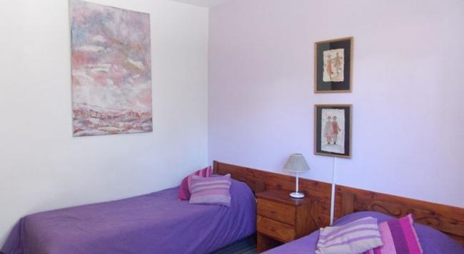 Amancay Hostal Patagonico - El Calafate - Bedroom