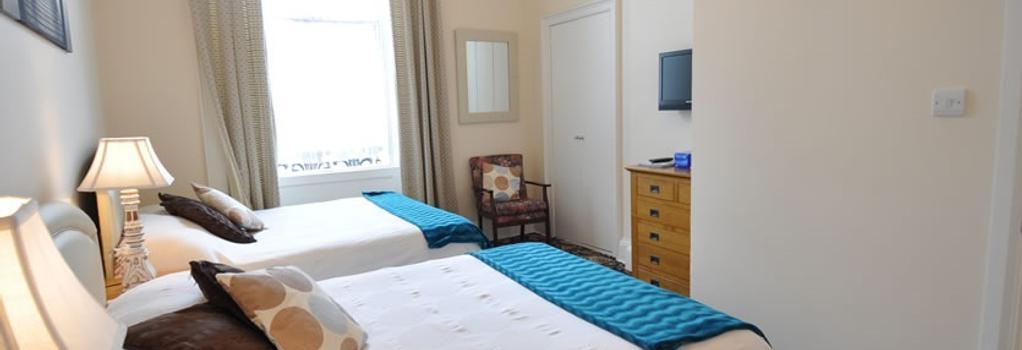 Tania Guest House - Edinburgh - Bedroom
