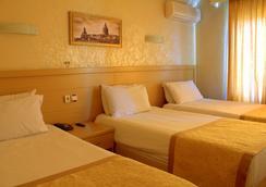 Royal Carine Hotel - Ankara - Kamar Tidur