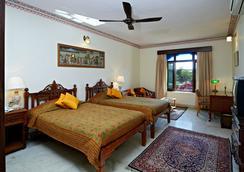 Hotel Megh Niwas - Jaipur - Kamar Tidur