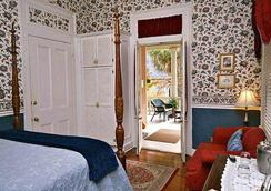 The Ashley Inn - Charleston - Kamar Tidur