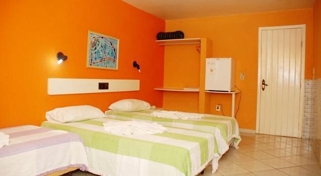Hotel Porto Real - Porto Seguro - Bedroom