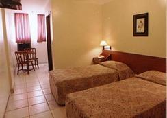Hotel Kananxuê - Goiânia - Kamar Tidur