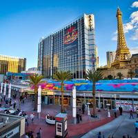 Bally's Las Vegas Hotel Front