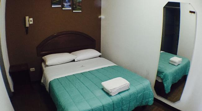Tupac - Lima Airport Hostel - Lima - Bedroom
