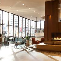 Denver Marriott City Center Lobby Sitting Area
