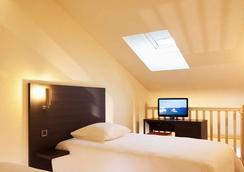 Escale Oceania Biarritz - Biarritz - Kamar Tidur