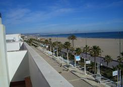 El Globo - Valencia - Pantai