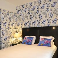 Sandton Pillows Brussels Guest room