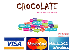 Chocolate BnB - Puerto Vallarta - Resepsionis