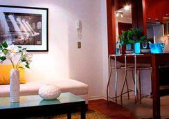 Amistar Apartments - Santiago - Ruang tamu